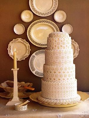 Engraved Wedding Cake Knife And Server Set
