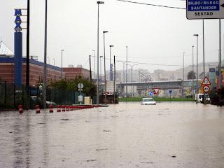 Inundaciones en junio de 2008