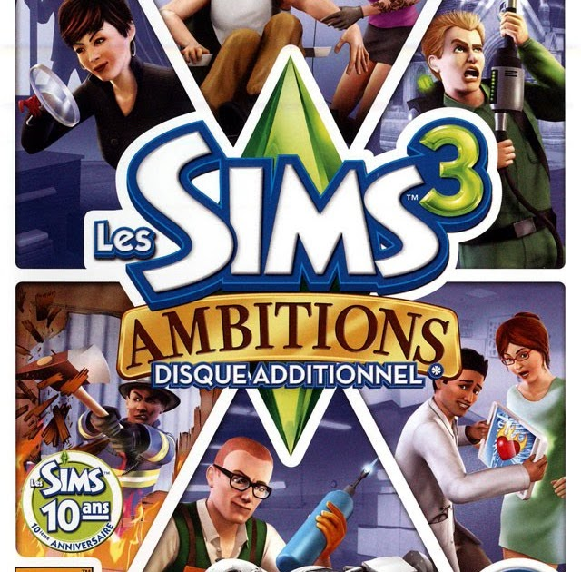 Sims 3 ambitions serial or key generator