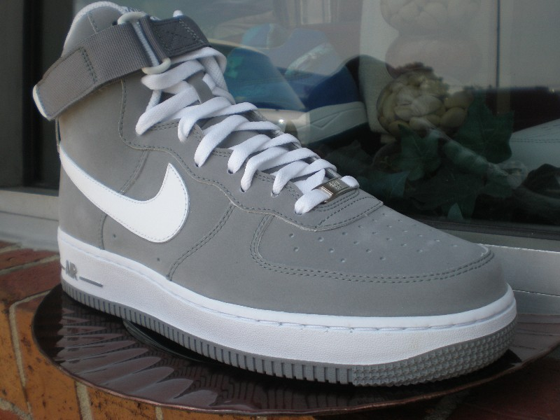 new style a944c e0be2 ... Mid Light Charcoal Sole Collector  Tags air force 1 high, nike, nike  air force 1, Nike Air Force ...