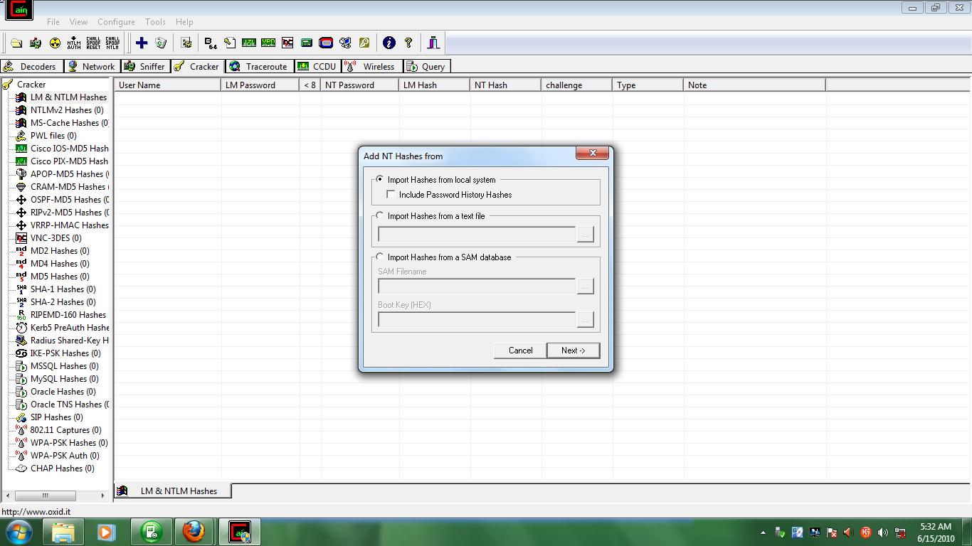 Install Software: Windows 7 Standard User Install Software
