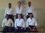 Os primeiros Shodan's Aikikai em Cabo Verde
