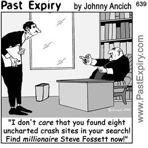 Past Expiry Cartoon More September 2007
