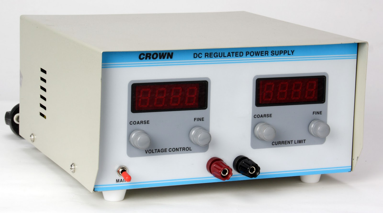 Dc Regulated Power Supply Circuit