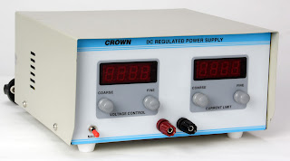Dc Regulated Power Supply 0 30v 5a Manufacturers