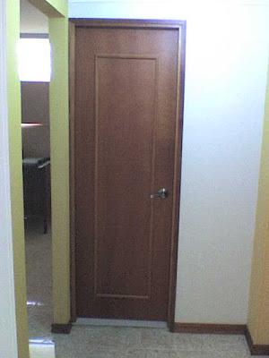 Taller arte man puerta entamborada for Puerta entamborada