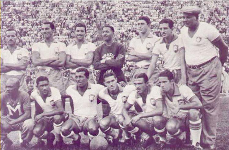 Seleção Brasileira de 1950