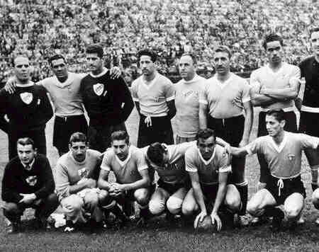 Seleção Uruguaia de 1950