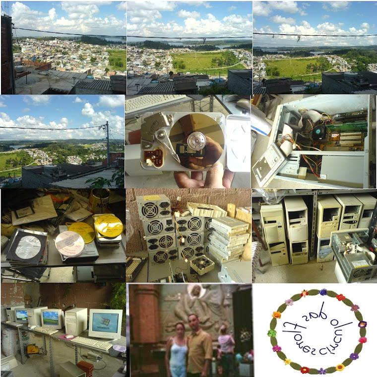 Resgate, Reutilização direta de Resíduos Urbanos. Entre na foto