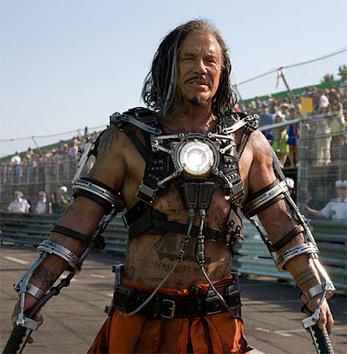 Mickey Rourke - Whiplash - Iron Man 2