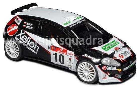 Rally ORLEN   2007 Fiat Punto S2000 GUZEK