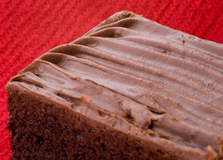Swedish Baker Chocolate Sheet Cake For A Crowd