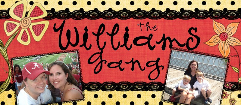 The Williams Gang