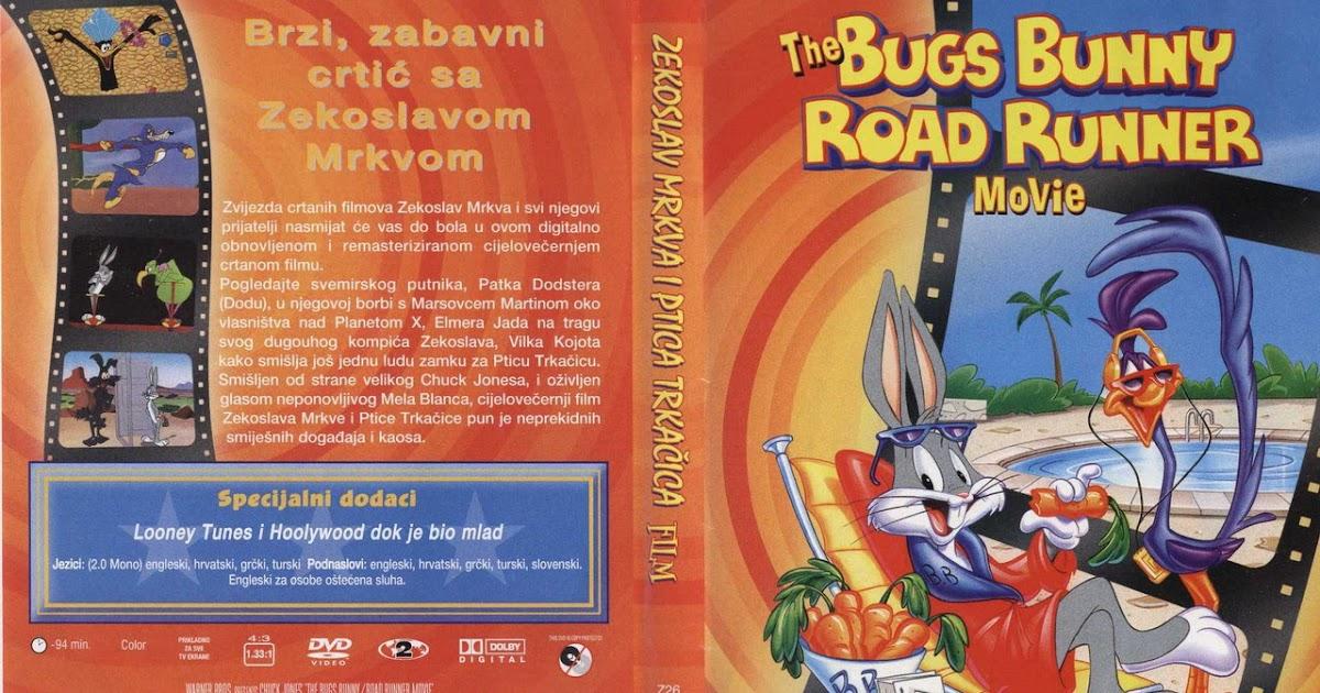 coveri omoti za doma�e filmove the bugs bunny road runner
