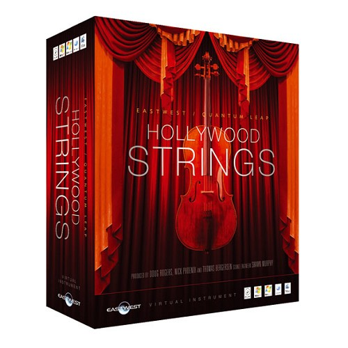 VST Plugins: East West Hollywood Strings Diamond