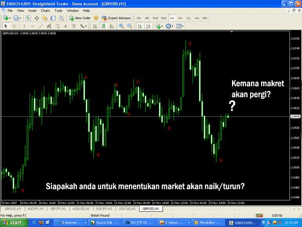 Strategi Trading Supaya Profit 100 Pips
