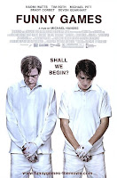 Funny Games Official Poster - Shall We Begin?