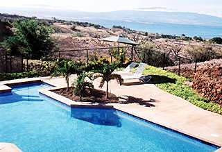 Kohala Coast Vacation Home at Kohala Ranch with Pool + Tennis court. 10 min drive to best beaches.