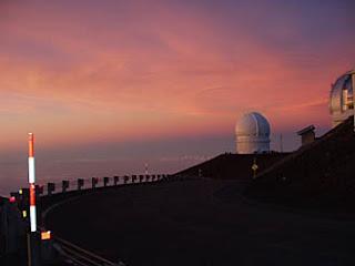 Mauna Kea Summit Stargazing