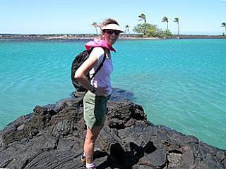 Big Island Secret Beach Kiholo Bay
