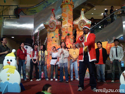 Yellow Christmas Celebration with DiGi @ Ipoh Parade