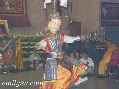 King Gesar Dance