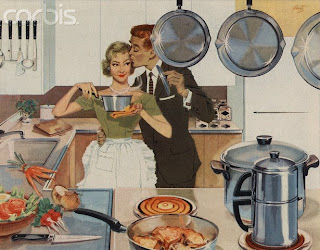 Circling My Head: 50s Housewife Quiz No. 1