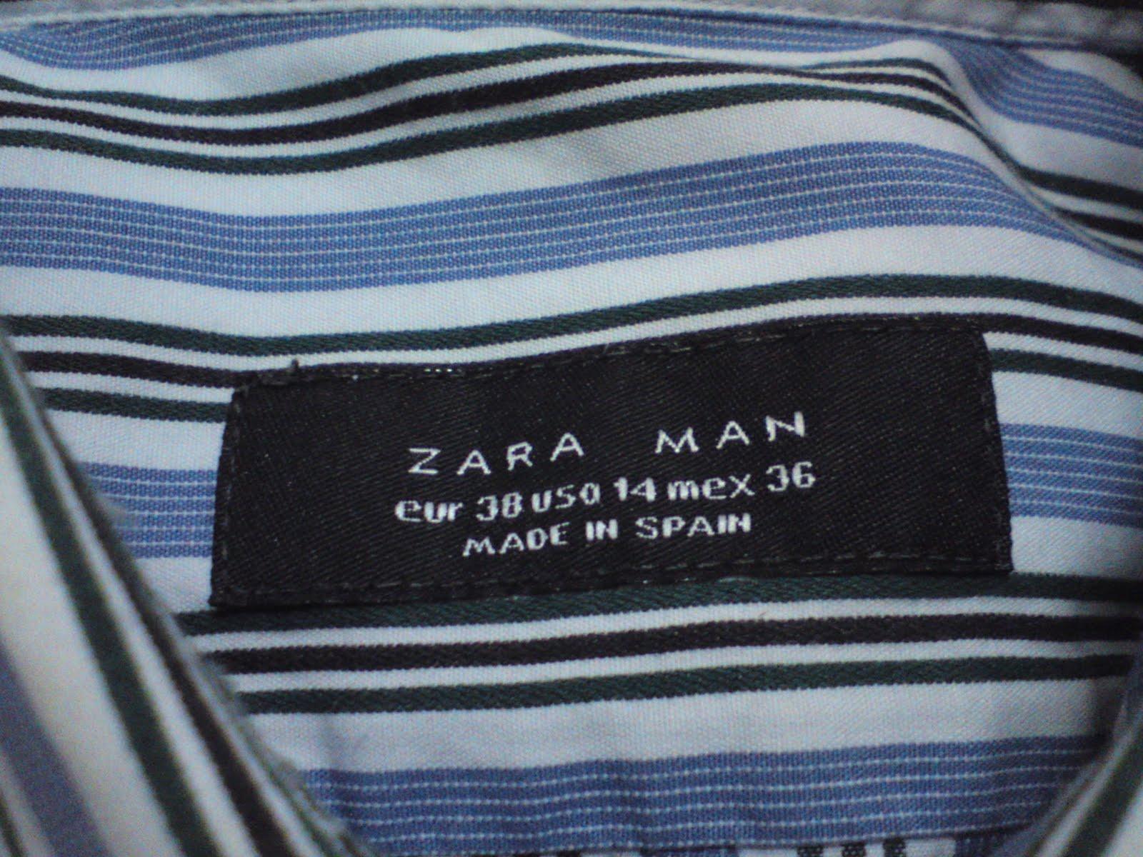 Resultado de imagen para zara made in spain