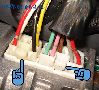 Toyota Tarago (Previa) 98: Removing Stereo From 98 Tarago