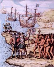 account of the expedition of christopher columbus in haiti Primary and secondary sources- christopher columbus   and more than 1,200 men for his second expedition the aim was  these are not just details about haiti.