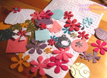 Cuttlebug dies embossing cutouts shapes