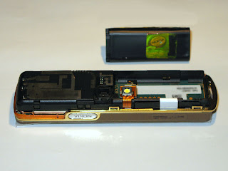 Fixing Stuff Replacing Battery Bl 8n On Nokia 7380