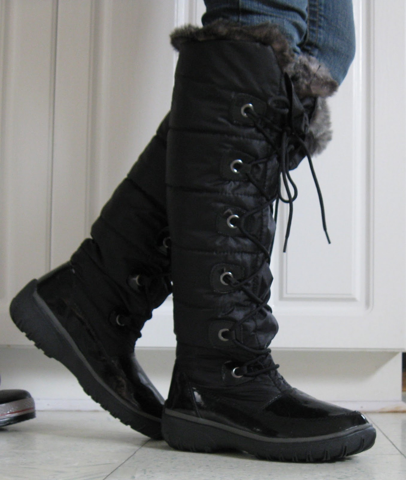 Review Cougar Boots