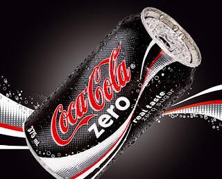 coke zero replaced