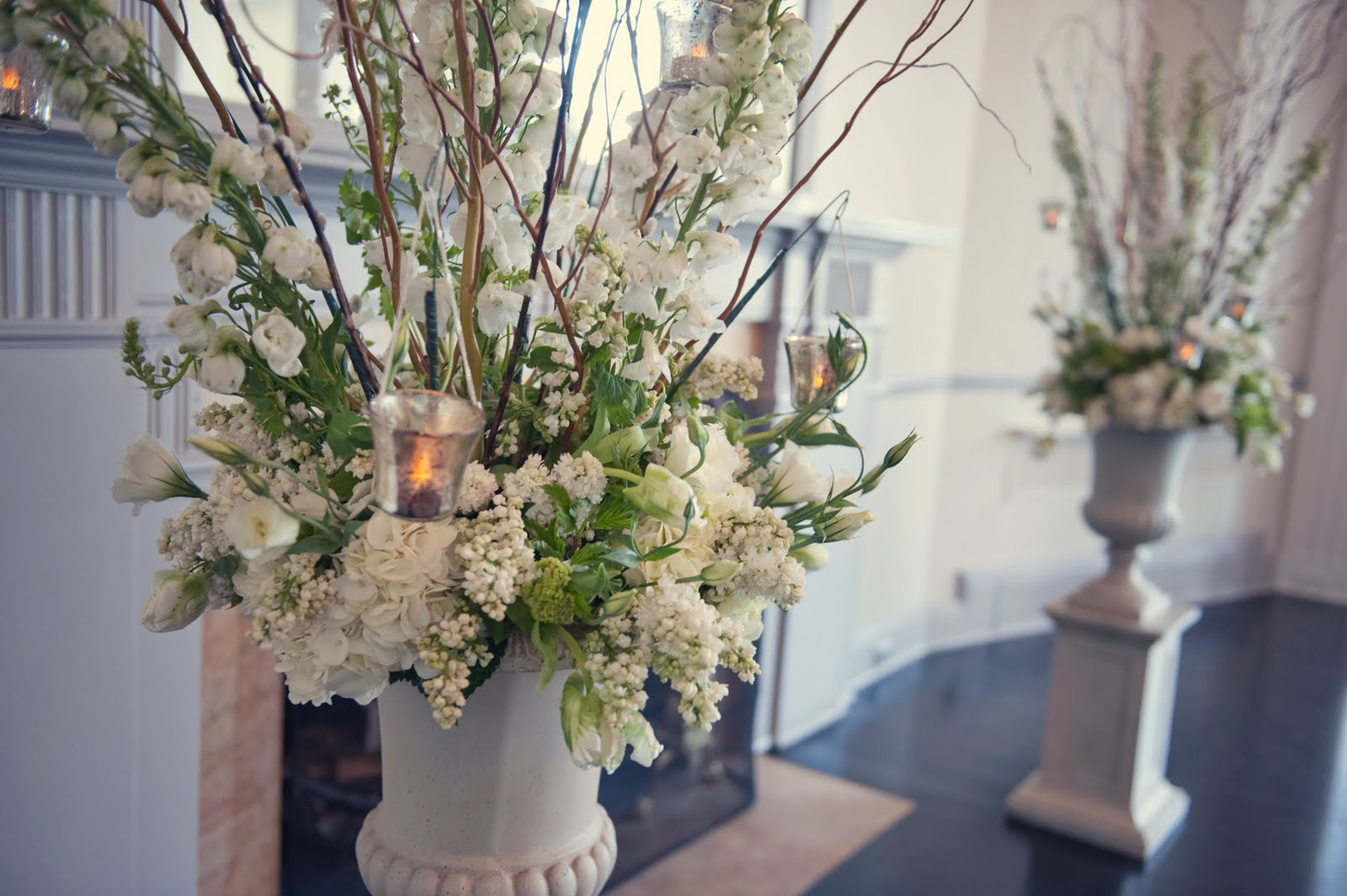 BLUSH Floral Design: Surprise Wedding At The New Haven