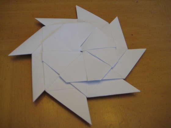 How To Make A Ninja Star 102