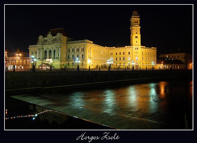 City & river