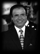 Presidente Carlos Saúl Menem