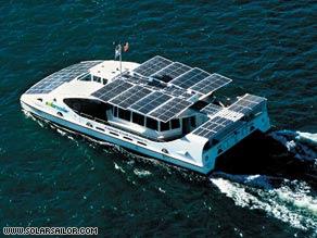 art.solar.ship Solar Power   Eco friendly sail!