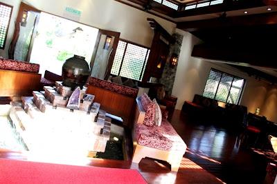 Yoga @ Chi The Spa at Shangri-La, Tanjung Aru K  Kinabalu