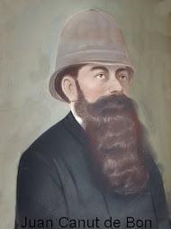 Juan Bautista Canut de Bon; Pionero predicador Metodista