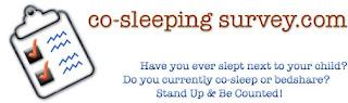 Co-sleeping Survey Logo
