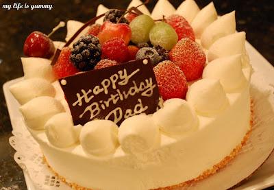 My Life Is Yummy Happy Birthday Dad Nana