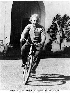 Einstein y la bici que no inventó