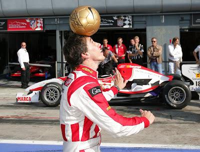 Esteban Guerrieri en Monza, 2009