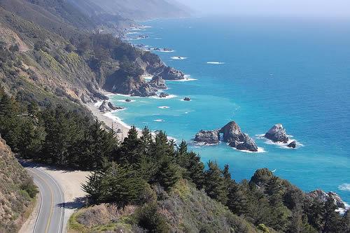 viajero latino la ruta 1 california