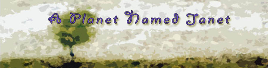 A Planet Named Janet