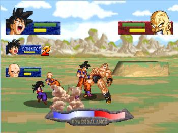 Dragon Ball Z Legends PSX FULL