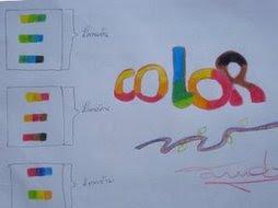 ตัวอย่างการไล่สี