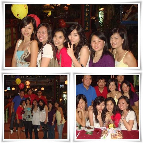 Jooli's Bday Celebration